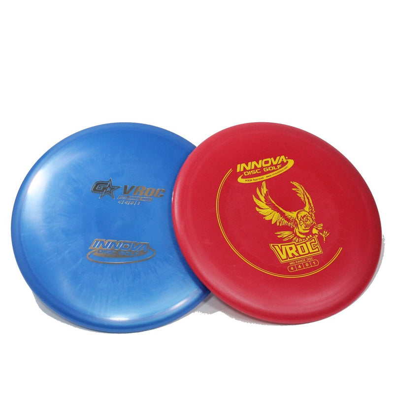 Innova VROC Disc Golf- Mid Range Disc - Many Styles! Colors and Weight may Vary (166g -176g) Sold Individually - YoYoSam