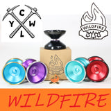 CLYW Wildfire Yo-Yo - Pure Competition YoYo - by Caribou Lodge Return Tops *Released 4/25 10pm EST*