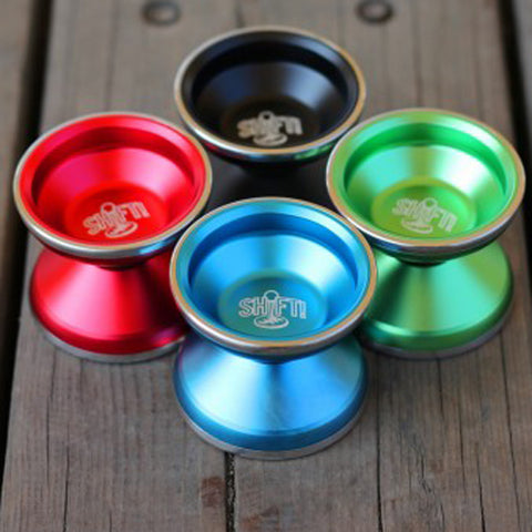 YoYofficer SHIFT! Aluminum Yo-Yo