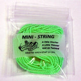 Twisted Stringz Mini Yo-Yo String - 5 pk - fits the Mighty Flea - YoYoSam