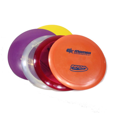 Innova Mamba Disc Golf- Distance Driver - Many Styles! Colors and Weight may Vary (166g -175g) Sold Individually - YoYoSam