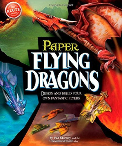 Klutz Paper Flying Dragons Craft Kit - YoYoSam