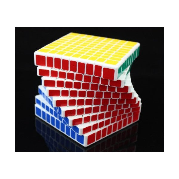 ShengShou Magic Brainteaser Puzzle Speed Cube - Choose 9x9x9 7x7x7 6x6x6 5x5x5