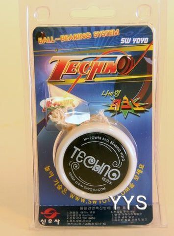 Shinwoo Techno Yo-Yo from Korea - Collectible Yo-yo