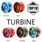 TOP Yo Turbine Yo Yo - Wang Weichuan signature model, Takuto Authorization Shape