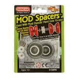 MOD Spacers for Duncan Yo-Yo's with Large C Bearing, SG Sticker Response system