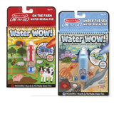 Melissa & Doug Water Wow Coloring Book