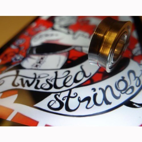 Twisted Stringz Twisted Trifecta Bearing - .250 x .500 x .187