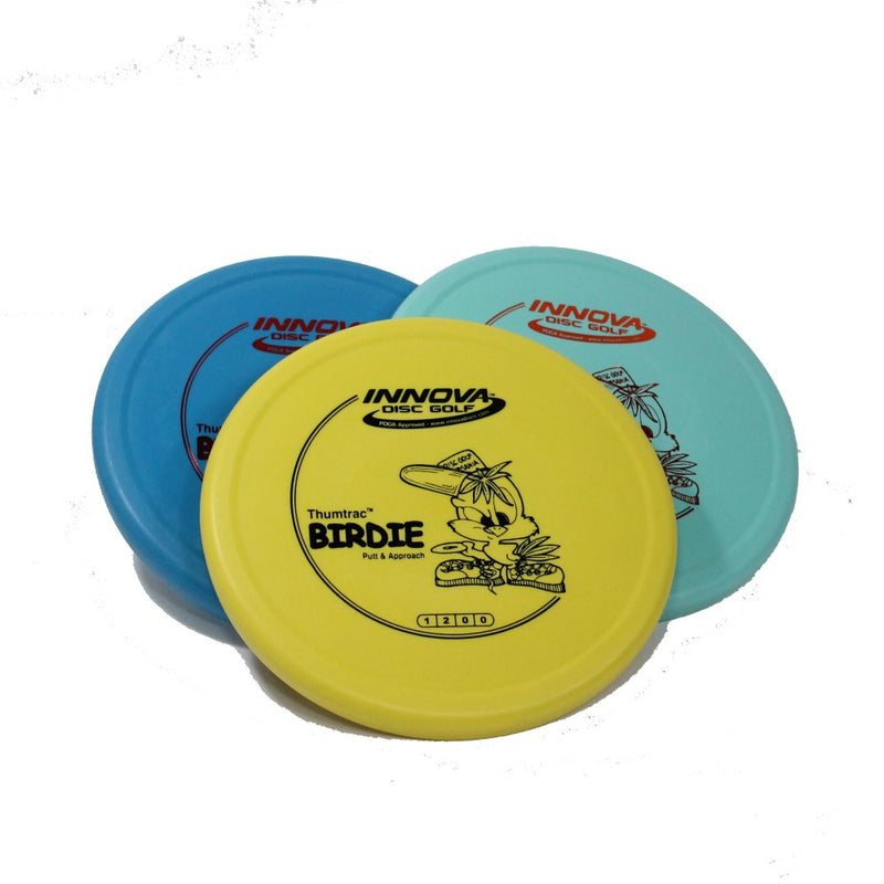 Innova BIRDIE Disc Golf- Putt and Approach - Many Styles! Colors and Weight may Vary (165g -175g) Sold Individually - YoYoSam