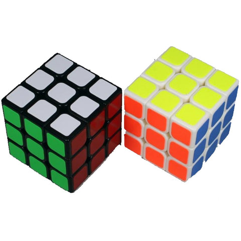 QiYi Puzzle Cube - Sail 5.6cm 3x3 Cube with Extra Mini 3x3 Cube