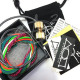 Aroundsquare Titan (Heavy Metal) Mini Begleri - Full Range-