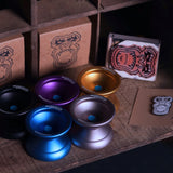 CLYW Metal Yeti Yo-Yo - Many Extras Included! - by Caribou Lodge Return Tops