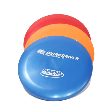 Innova Aviar Driver Disc Golf- Putt and Approach - Many Styles! Colors and Weight may Vary (168g -175g) Sold Individually - YoYoSam