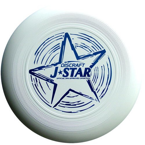 Discraft J-Star 145 g Youth Ultimate Disc - YoYoSam