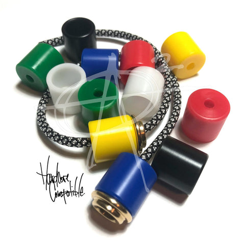 AroundSquare Modern Standard Delrin Single Shell - Begleri Caps