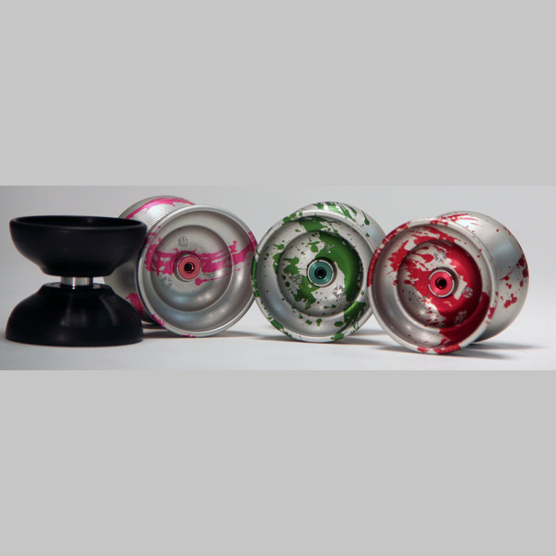 "One Drop Prescription Yo-Yo - Signature yo-yo of Jonathan ""Doctor B"" Best. - YoYoSam"