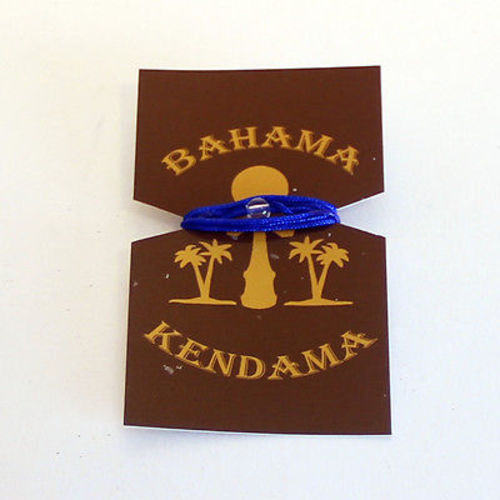 The Original Bahama Kendama Grand Replacement String-Extra Long - Blue