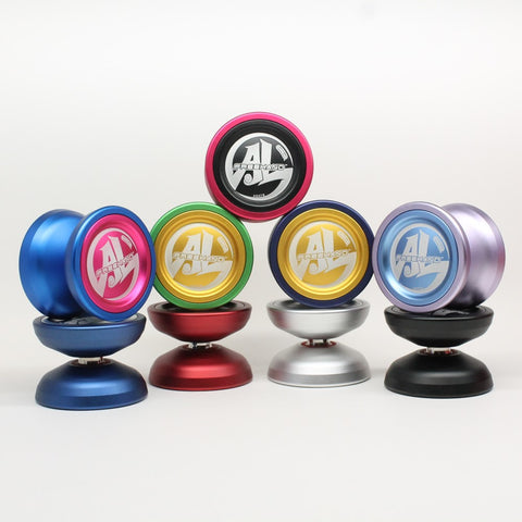 Duncan Freehand ALuminum Yo-Yo - All Aluminum YoYo - Counterweight Included - YoYoSam