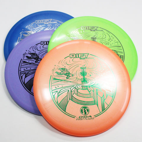 DGA Rift Disc Golf- Midrange- Many Styles! Colors and Weight may Vary (167g -177g) Sold Individually - YoYoSam
