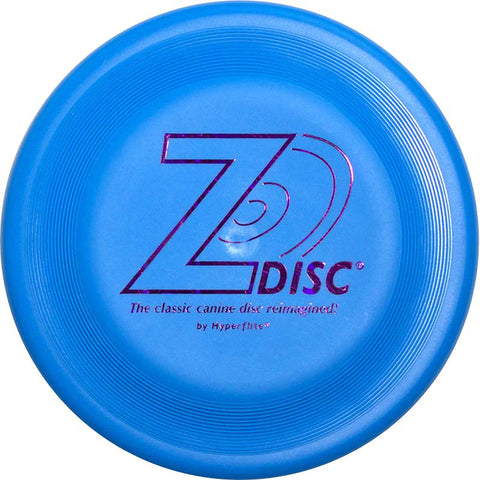 Hyperflite Z-Disc Competition Approved Dog Disc- Full Size Canine Disc - YoYoSam