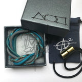 AroundSquare Mini Standard Begleri - Precision Machined and Polished -