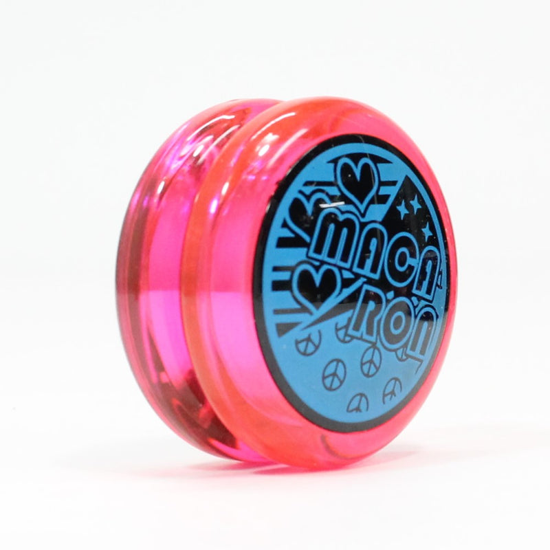 YoYoFactory x TOP YO Macaron Yo-Yo - 720 Looping 2A YoYo with CNC Spacer Kit - YoYoSam