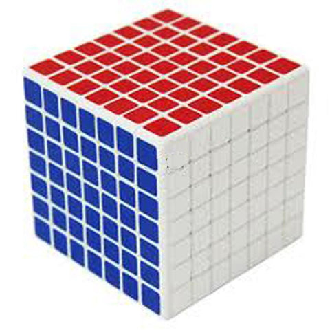 Mini 7x7x7 Shengshou Cube Replacement Stickers ONLY