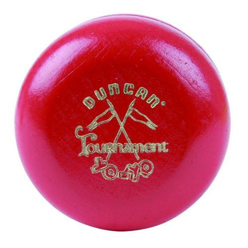 Duncan Vintage Tournament Replica Yo-Yo Crossed Flags Wood