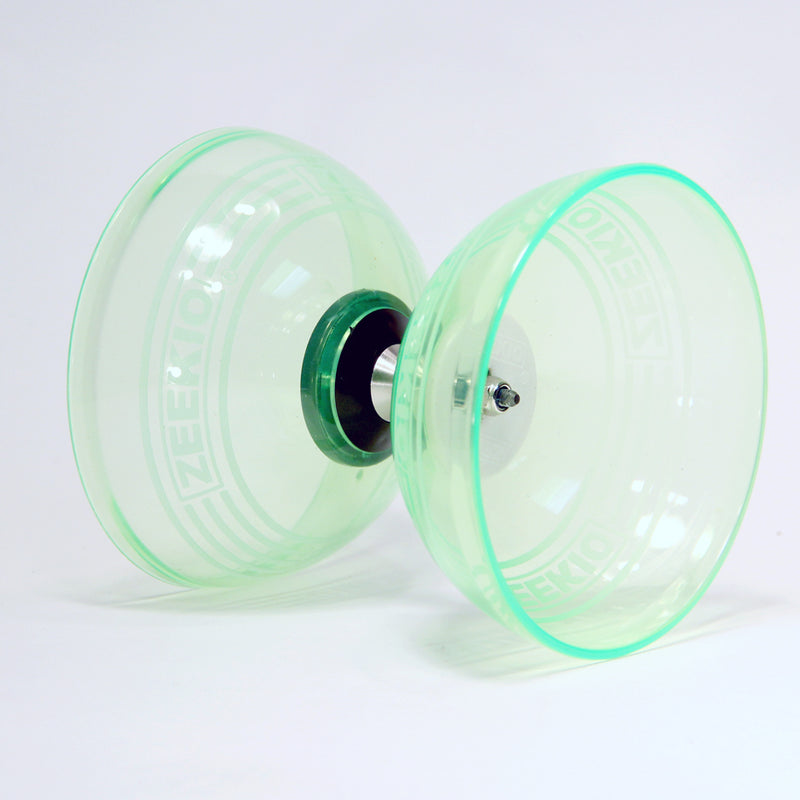 Zeekio Spin Master Diabolo Set- Triple bearing, Fiberglass Sticks and String - YoYoSam