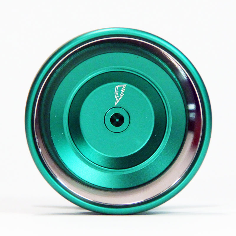 yoyo Zeekio Volt - Bi-Metal High Performance Yo-Yo - YoYoSam