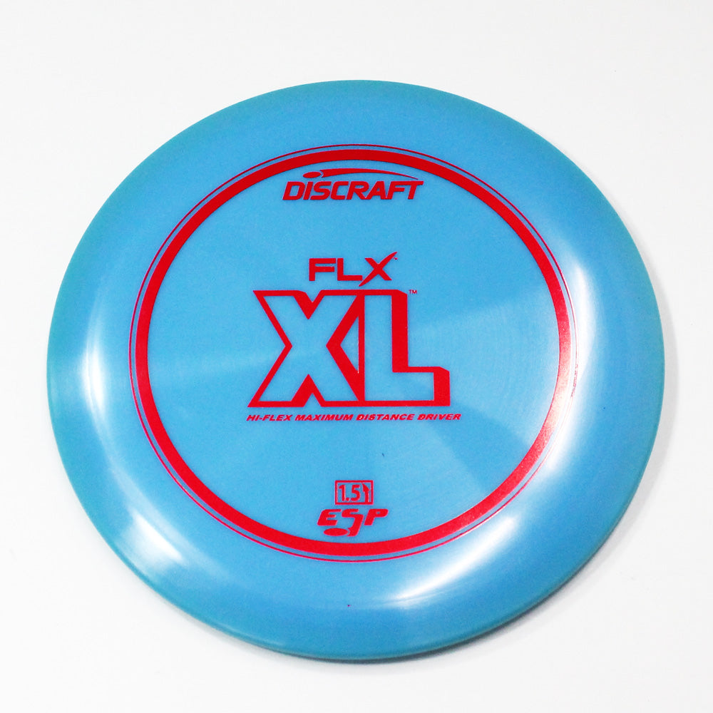 Discraft XL Disc Golf- Hi Flex Maximum Distance Driver - Many Styles! Colors and Weight may Vary (167g) Sold Individually - YoYoSam