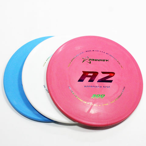 Prodigy A2 300 Disc Golf- Approach Disc - Many Styles! Colors and Weight may Vary (170g -174g) Sold Individually