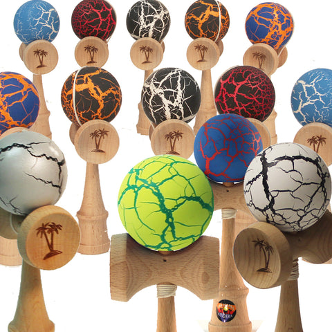 Bahama Kendama Crackle Standard Sized Kendama - Huge color selection! - YoYoSam