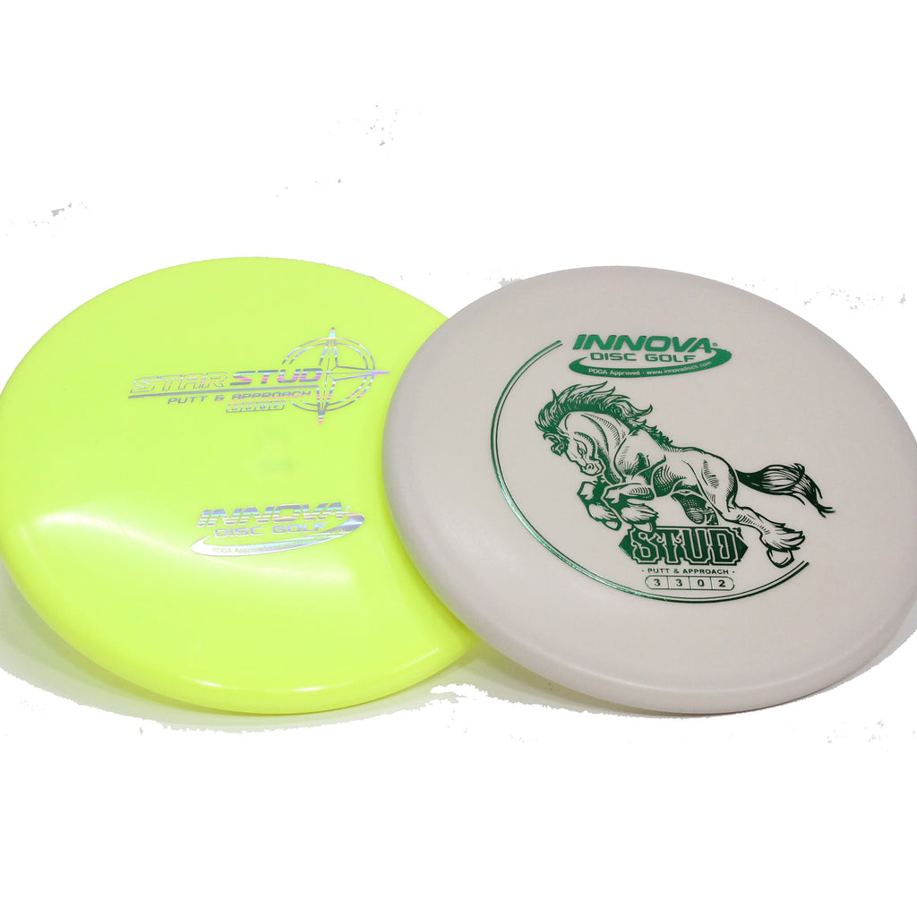 Innova Stud Disc Golf- Putt and Approach - Many Styles! Colors and Weight may Vary (171g -172g) Sold Individually - YoYoSam