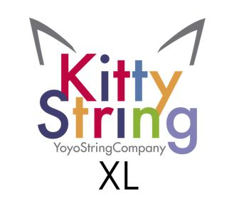 Kitty String EXTRA FAT (XL) Yo-Yo String 10 pk - YoYoSam