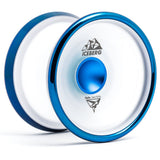 iYoYo iCEBERG Yo-Yo- Precision Machined Polycarbonate Core Combined with Stainless Steel Weight Rings