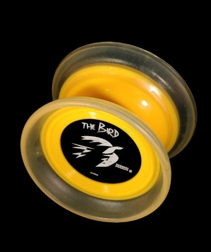 Zeekio The Bird Off-String Yo-Yo - Yellow