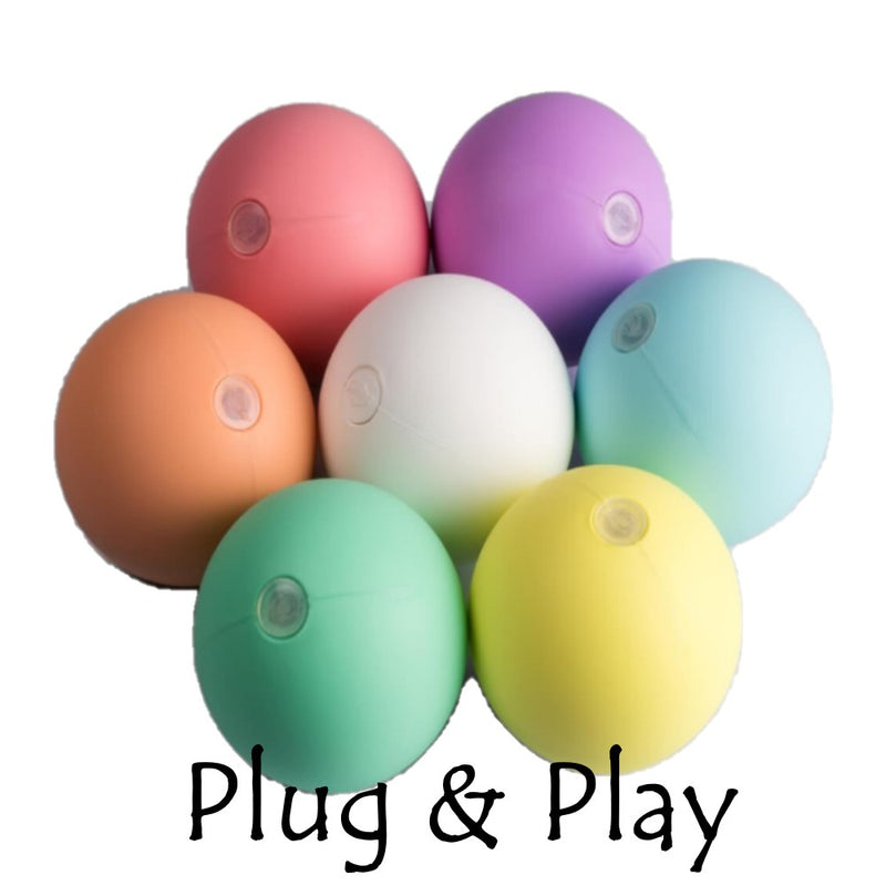 Play Plug & Play Ball - 65mm, 76g - Quartz Sand Filled