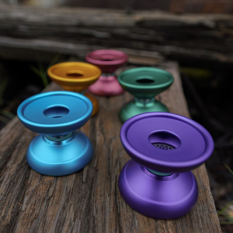 CLYW Bear Trap Yo-Yo - Many Extras Included! - by Caribou Lodge Return Tops - YoYoSam