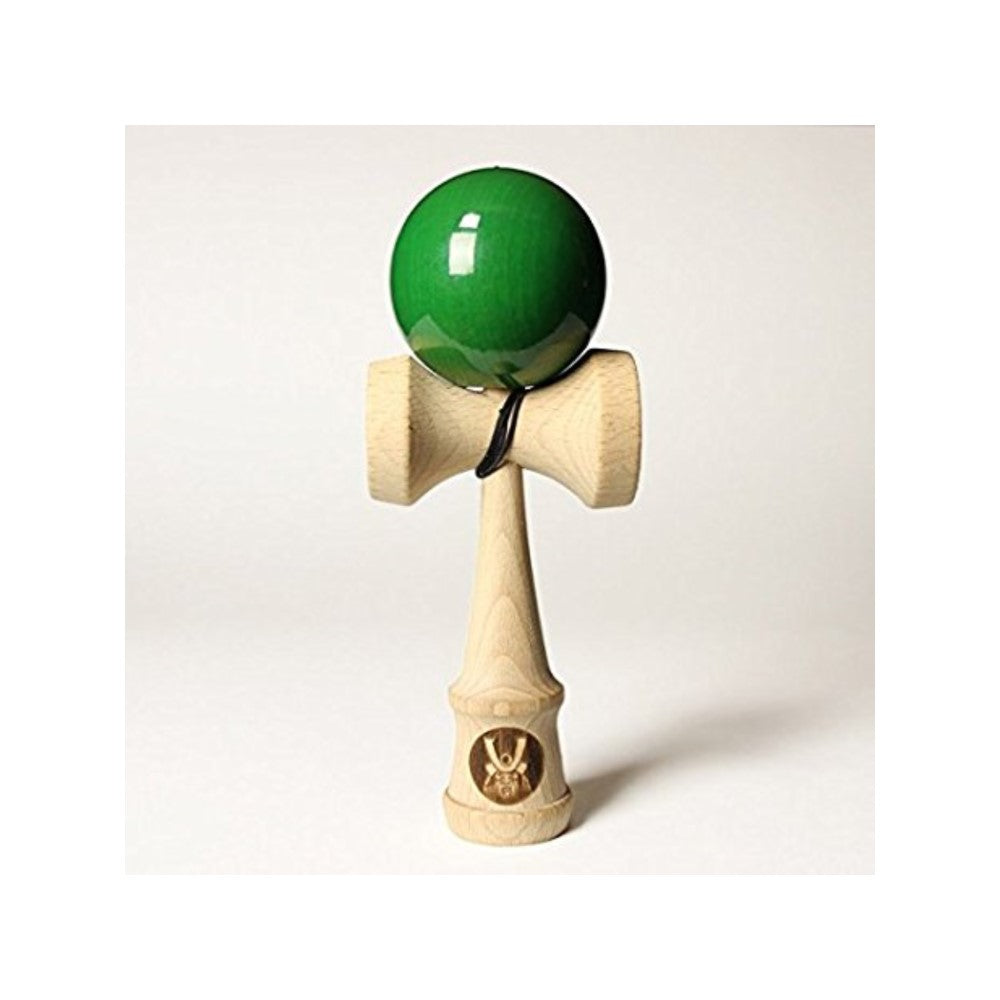 Bushido Kendama Ultimate Kendama -Grip Finish- Extra Strings-