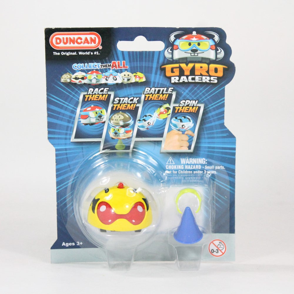 Duncan Gyro Racers - Race, Stack, Spin, Battle! Collect Them All
