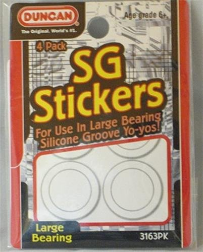 Duncan SG Stickers - 14.5mm