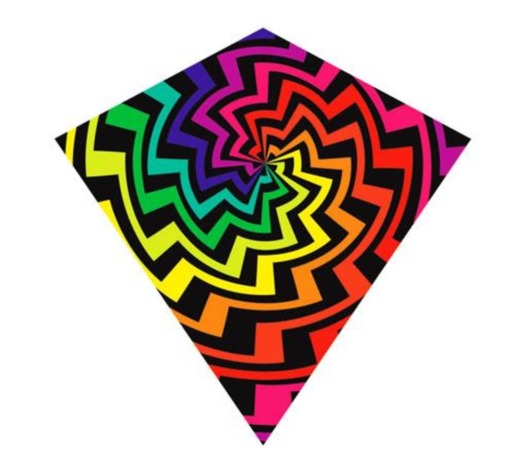 "WindDiamond Nylon Diamond Kite 30"" - YoYoSam"