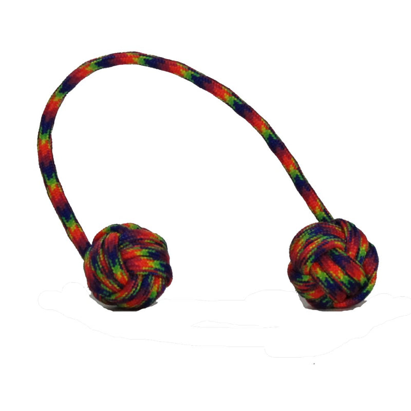 Begleri - Monkey Fist by Big Larry - Hand Made - Monkey Box Knot Style - YoYoSam