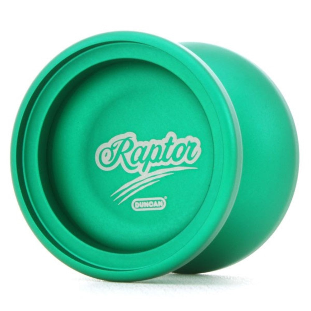 Duncan Raptor Yo-Yo with Removable Side Caps and Candy Dice Counterweight Included!