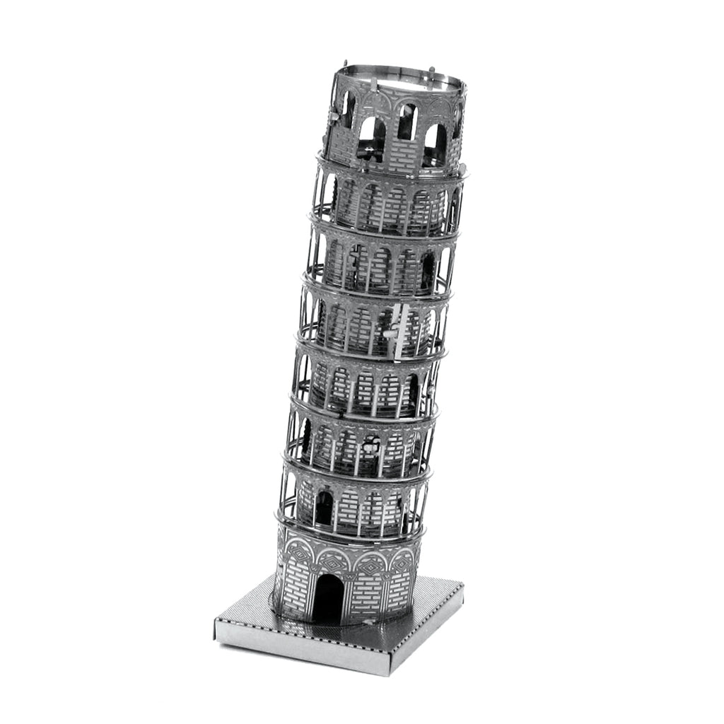 Fascinations Metal Earth 3D Laser Cut Model Kit -INTERNATIONAL ARCHITECTURE