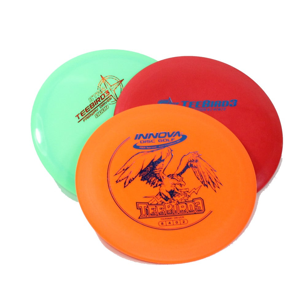 Innova TeeBird3 Disc Golf- Fairway Driver - Many Styles! Colors and Weight may Vary (170g -174g) Sold Individually - YoYoSam