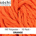 Sochi Company Yo-Yo String - Fat Size Polyester 10 Pack of YoYo String - 1.3 Meters - - YoYoSam