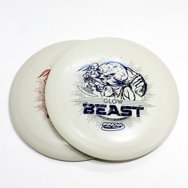 Innova Beast Disc Golf- Distance Driver - Many Styles! Colors and Weight may Vary (159g -175g) Sold Individually - YoYoSam