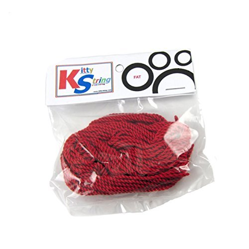 Kitty String Yo-Yo String 10 pk - FAT - YoYoSam